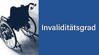 Invaliditätsgrad