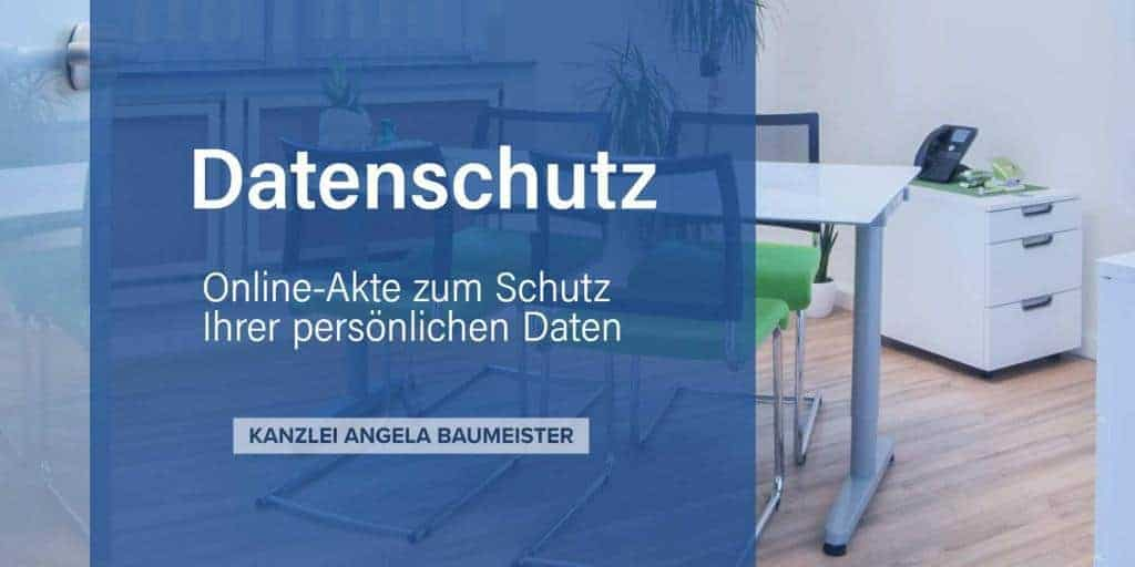 Online-Akte Kanzlei Angela Baumeister