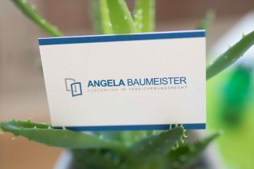 Visitenkarte Angela Baumeister