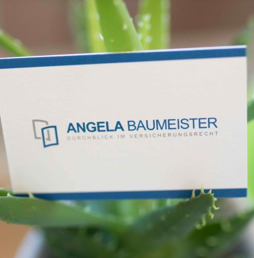 AngelaBaumeister Visitenkarte