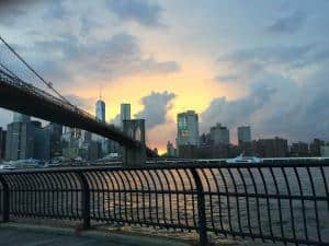 Brooklyn Bridge New York Privatfoto