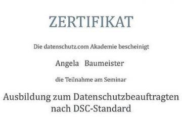 VorschauZertifikatDSB