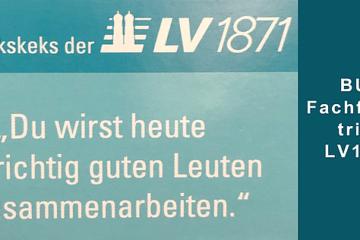 LV1871 Besuch